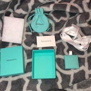 Tiffany & Co. Jewelry Box - Necklace